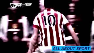 03 10 2015 aston villa vs stoke city 0 1 обзор матча англия
