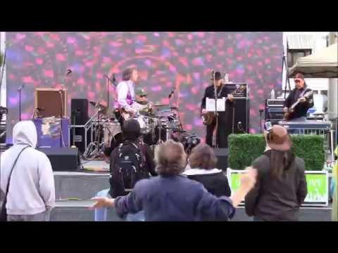 Moonalice Music Band Live - Union Square - San Francisco