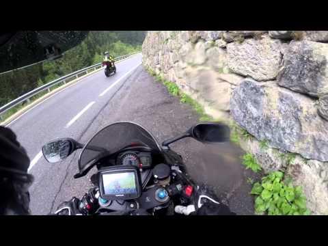 Stelvio Pass Italy GSX-R 1000 K8