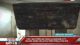 SONA - Si Manuel L. Quezon at ang kasaysayan ng Quezon City