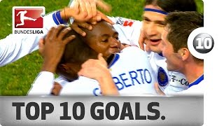Top 10 Goals - Hertha Berlin