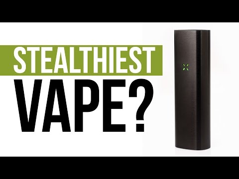 The Pax 2 Vaporizer: Best Stealthy Vape