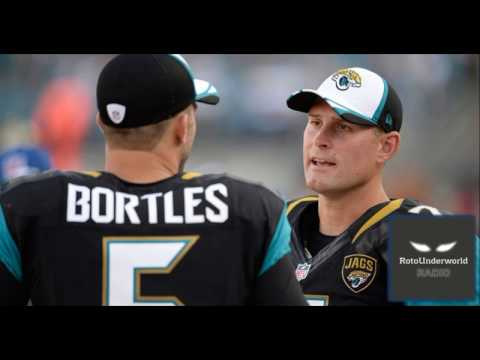 Can Chad Henne save Allen Robinson?