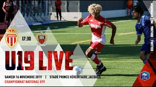 VIDEO: (U19) FULLMATCH : AS Monaco - OGC Nice