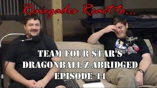 Renegades React to... Team Four Star Dragonball Z Abridged