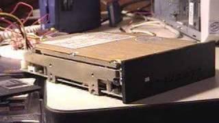 Old loud hard drive