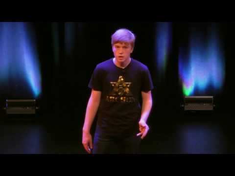 Gamers Are Not Defined by Their Game | Will Barton | TEDxYouth@Wayland