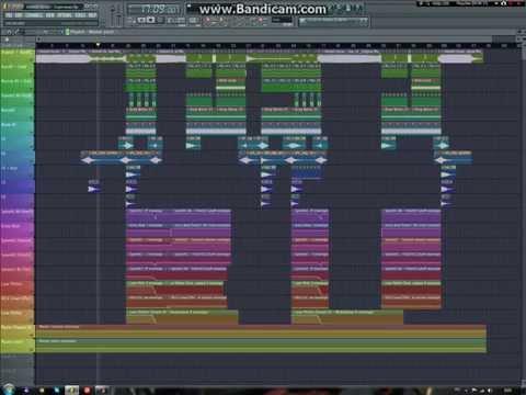 Ummet Ozcan - Superwave (Fl Studio 11) FULL REMAKE