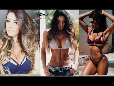 CAROL SARAIVA - Fitness Model and Personal Trainer | Fitness Beauty
