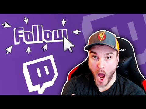 🏃How To Get More Followers on Twitch🏃