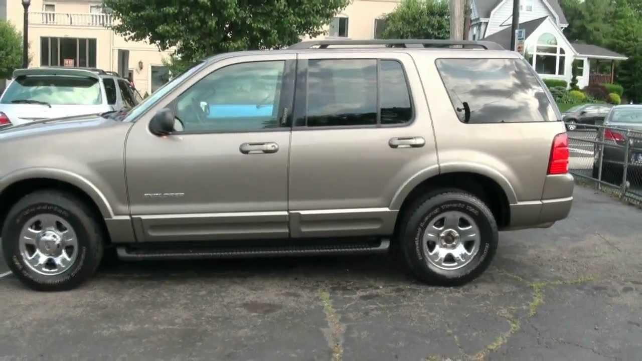 2002 ford explorer 4 0 limited 4x4 avi