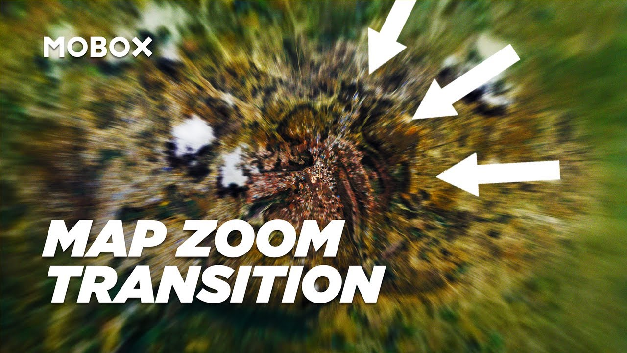 How to Create a Simple Map Zoom in After Effects - Lesterbanks