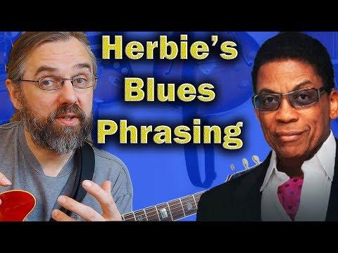 Herbie Hancocks Guitar Inspired Blues Phrasing