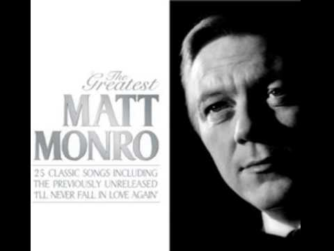 Matt Monro : The Impossible Dream