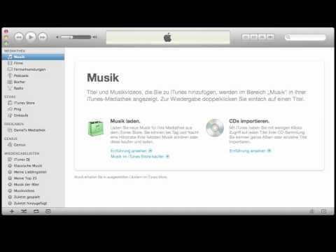 Mit der gesamten iTunes-Mediathek auf einen neuen Rechner umziehen - Anleitung