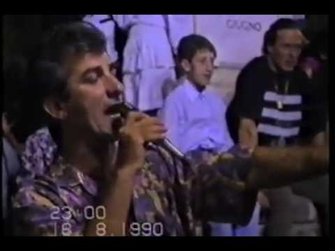 video rofrano 8 agosto 90