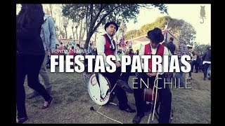 FIESTAS PATRIAS CHILENAS EN FONDA MAIPÚ
