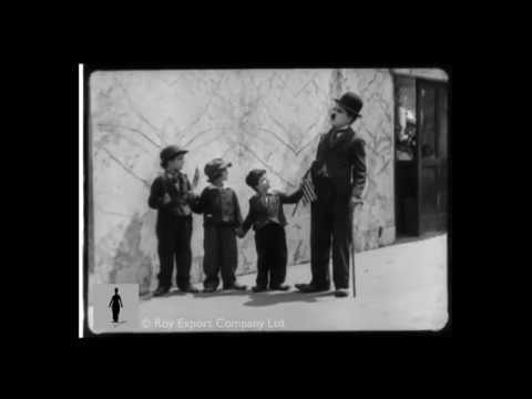 Charlie Chaplin - Deleted Scenes from Shoulder Arms (1918)