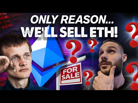 There's Only ONE Reason I'll DUMP ETHEREUM….