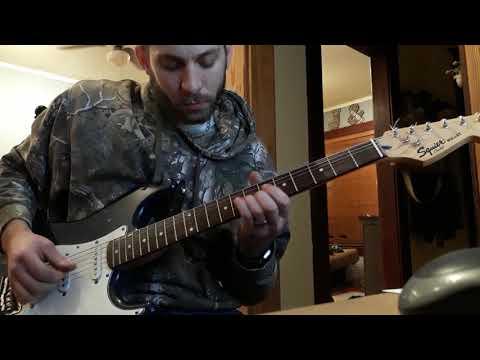 Clean slow blues - boss katana tone