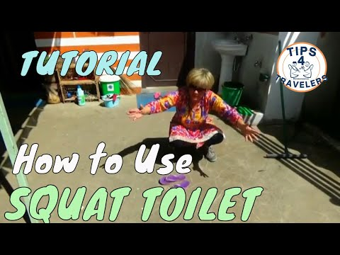 Nepal Travel Tips – How to Use the Squat Toilet and Where to Find One