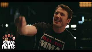 chael sonnen trash talk and funny moments