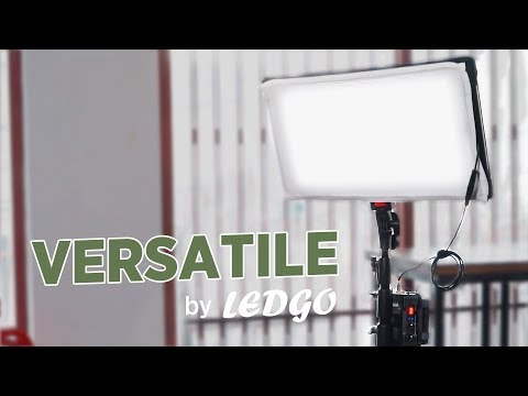 First Looks At The VersaTile By Ledgo!