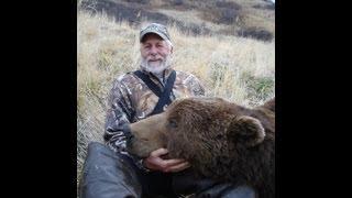 Record Book Kodiak Brown Bear: Duane Dunham