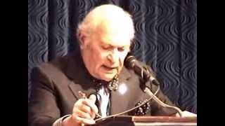 ցեղասպանութիւն. արդարութեան ստանալու հարց  Dr. Henry Astarjian in Western Armenian 2014
