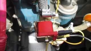 ГБО, проверяем электро бензо клапан .(Это видео создано с помощью видеоредактора YouTube (http://www.youtube.com/editor) плавает холостой ход, пропадает, на газе,..., 2014-04-28T12:30:11.000Z)