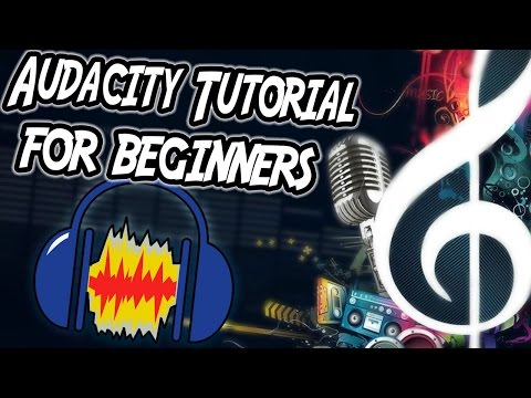 Audacity: Best Recording/Effects/Settings To Make Your Voice Sound Better | Beginners Tutorial/Guide