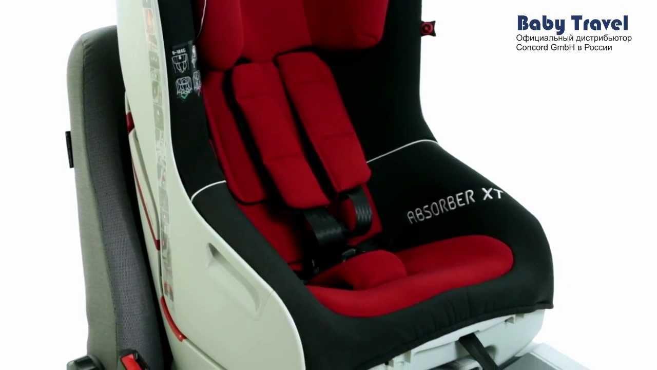 Автокресло Concord Absorber XT