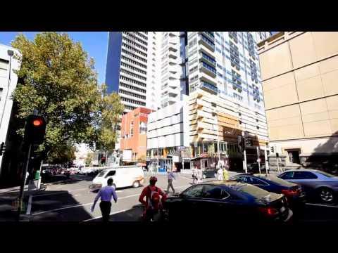 120-122 Little Lonsdale Street, Melbourne by Allard and Shelton