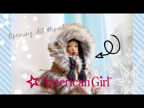 Opening American Girl Minuk! Girl Of Many Lands Doll