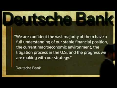 "Deutsche Bank Sued for Running An ""International Criminal Organization"""