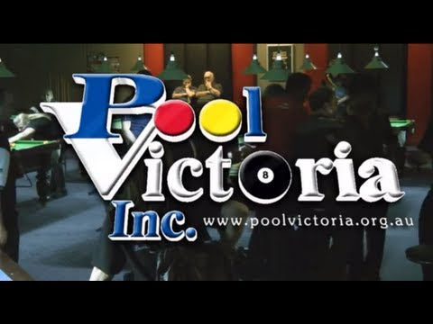 Pool Victoria State Doubles 2013 Womens Final