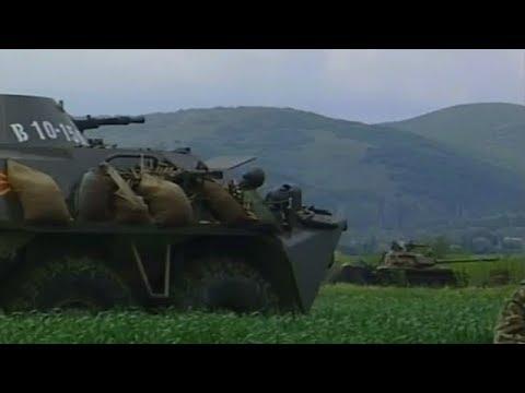 2001: Војната во Македонија низ објективoт на CNN - War in Macedonia