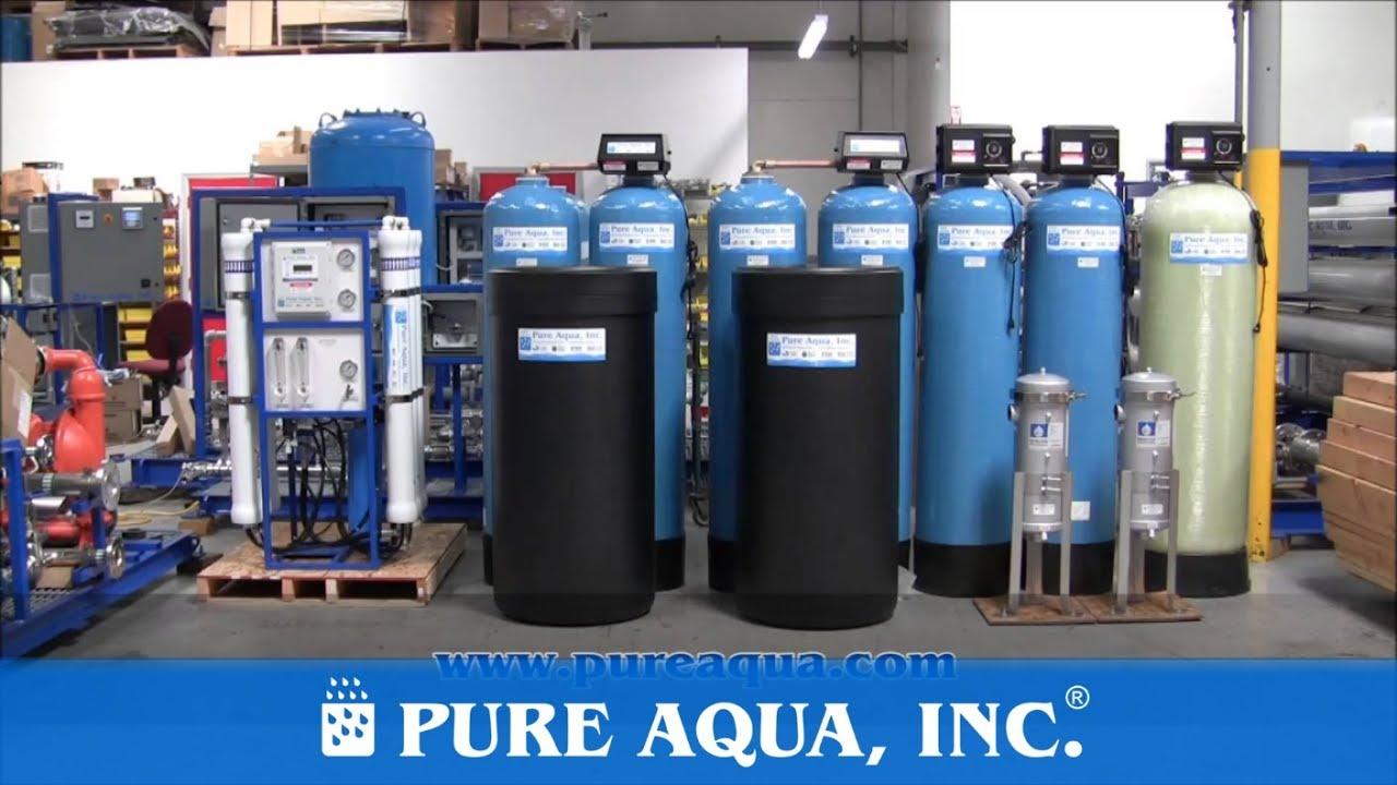 Un sistema de filtraci n de agua de osmosis inversa 9 000 - Agua de osmosis ...