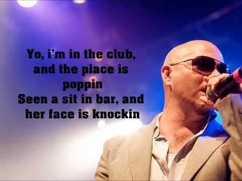 Pitbull - Took My Love Lyrics