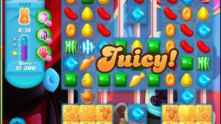 Candy Crush Soda Saga Level 1132 No Boosters