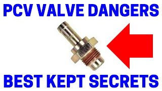 The Dangers Of A Bad PCV Valve On Your Car