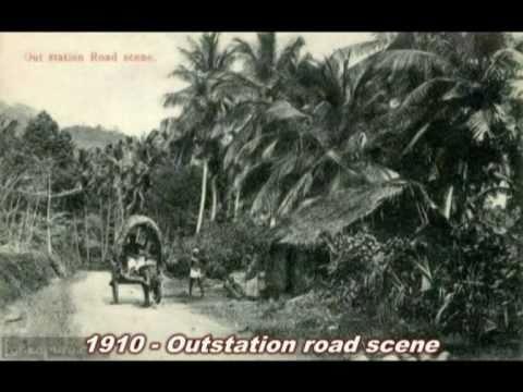 Sri Lankan's seen - Life of Sri Lankans, more than 100 years ago