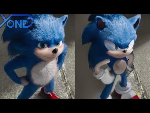 Sonic Movie Director Responds Vows To Fix Design Youtube