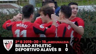 ⚽ Resumen I J19 2ªDiv B I Bilbao Athletic 1-0 Alavés B I Laburpena