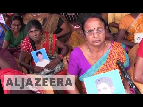 Sri Lanka: War victims' families struggle for justice 10 years on