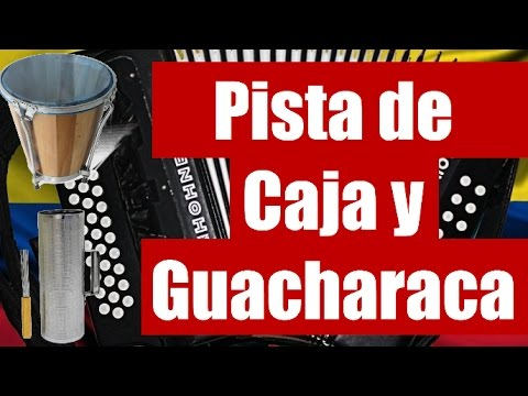 Video Pista Acordeón Vallenato Ritmo Merengue Normal