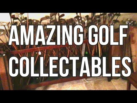 Estate Sale With Antique Golf Clubs, Thrift Shopping, Auction Preview And Selling Cereal!