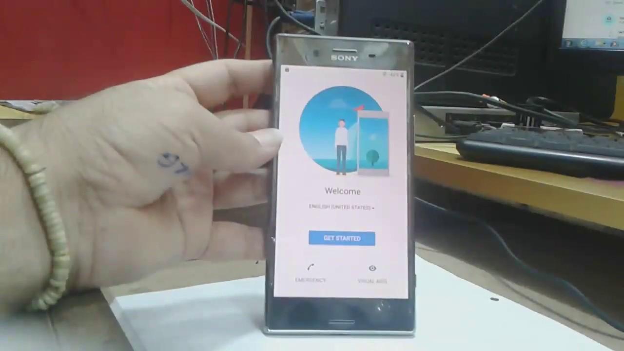 Bypass Google Account Sony Xperia XZ, X, Z5, Z5 Premium, Z3+, XA