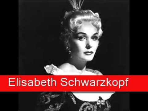 Elisabeth Schwarzkopf: Wagner - Tannhäuser, 'Dich, teure Halle'