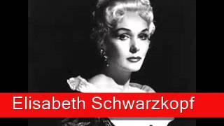 Elisabeth Schwarzkopf: Wagner - Tannhäuser,